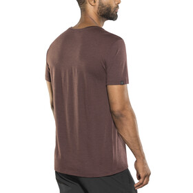 Lundhags Merino Light Established Kortærmet T-shirt Herrer rød